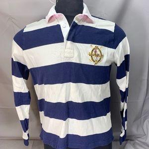 Polo Ralph Lauren Long Sleeve Striped Polo
